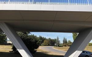 Антикорозионна боя -мост Бояна и кооловръстен път.